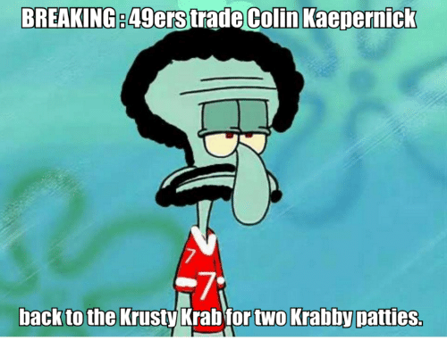 kaepernick-back-to-the-krusty-krab