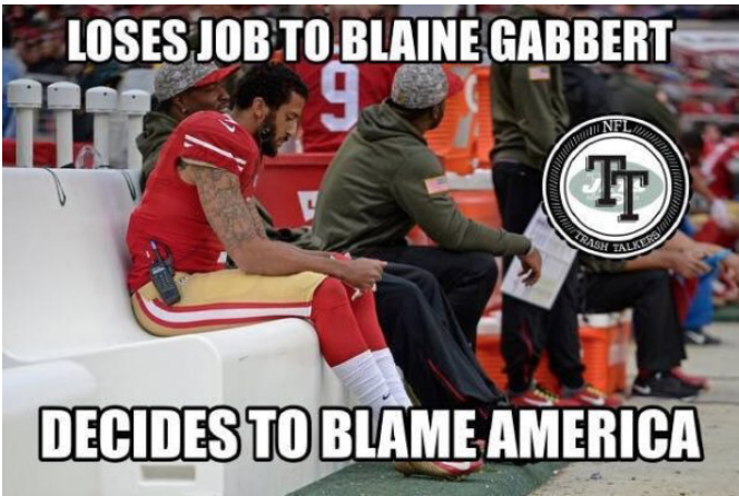 Kaepernick-blame-America