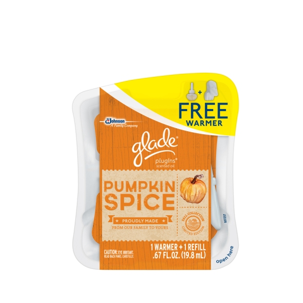 Pumpkin Spice Air Freshener