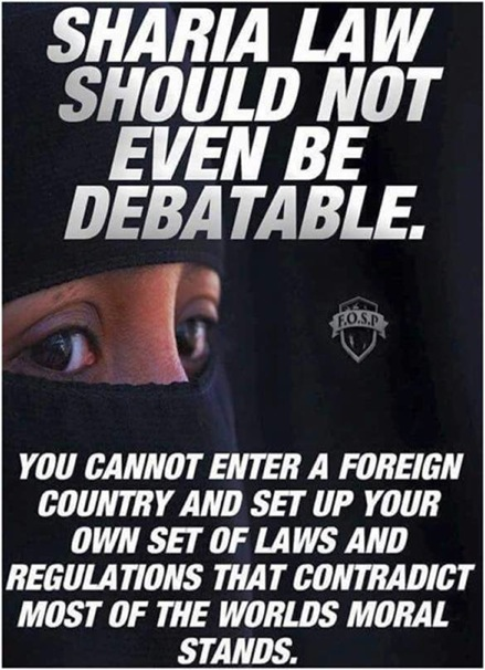 Sharia-no-debate