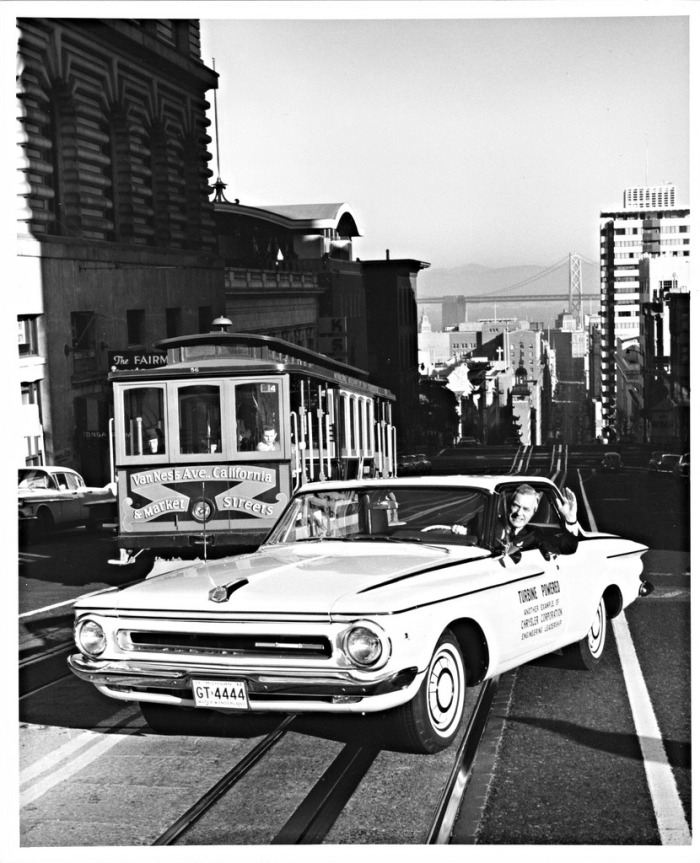 1962 Plymouth Turbo Fury
