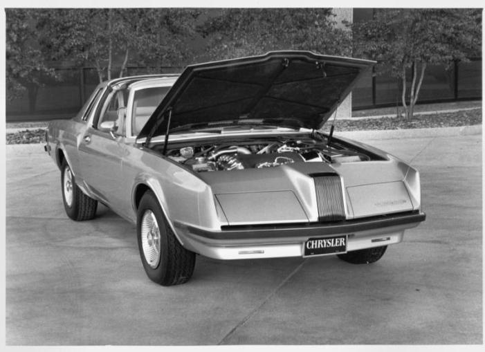 1977 Chrysler turbine car