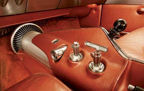 Chrysler_Turbine_Car_switches