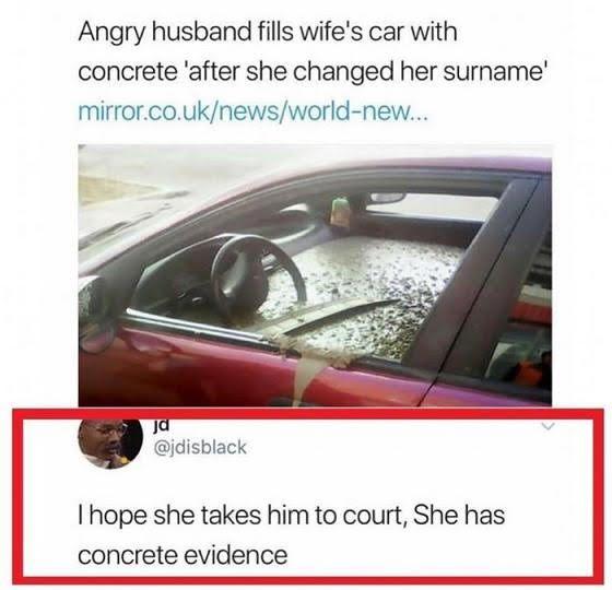 Concrete-Evidence