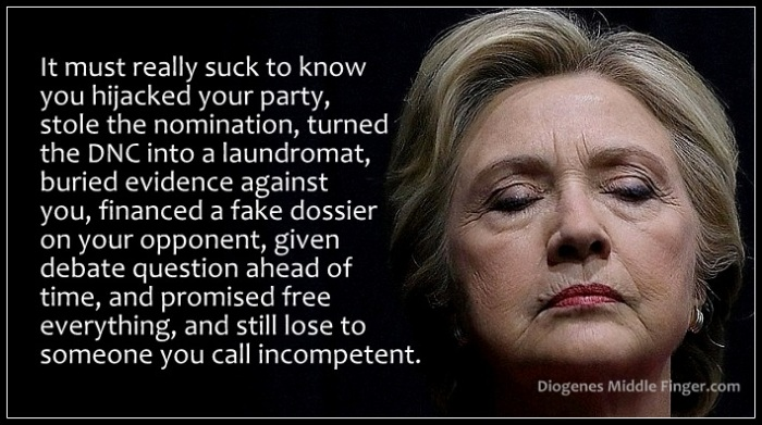 Hitlery-incompetent