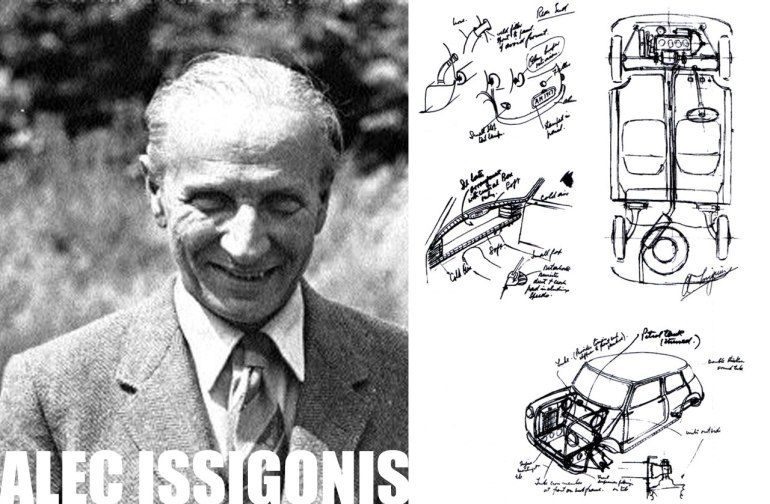 Issigonis-sketch-of-Mini