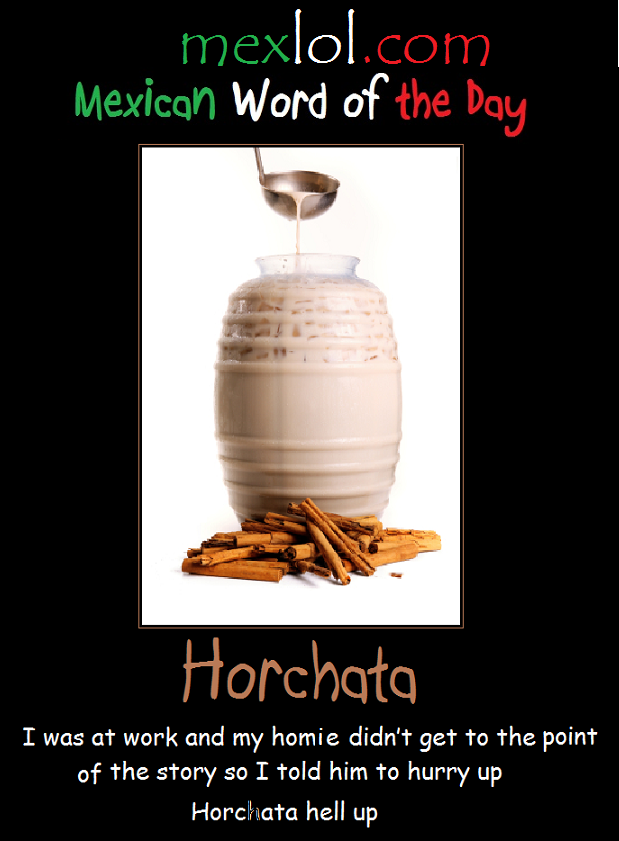 Mexican-Word-of-the-Day-Horchata