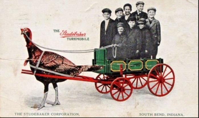 Studebaker Turkmobile