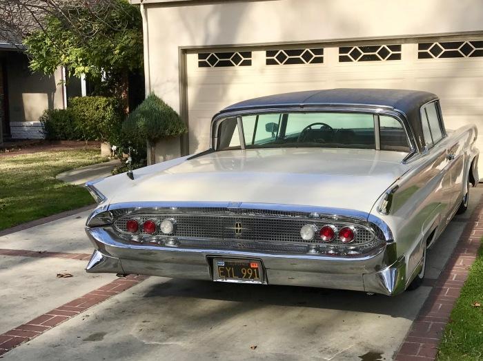 58 Continental Mark III r
