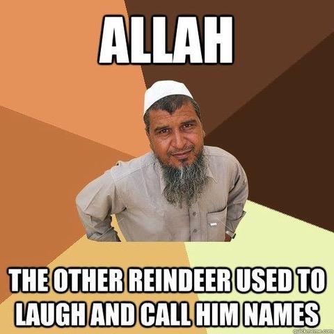Allah-reindeer