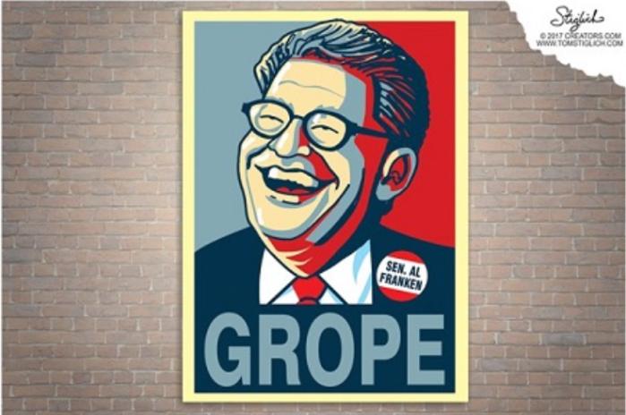 Franken-grope