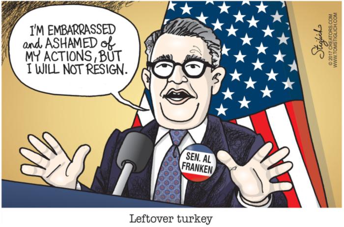 Franken-won't resign