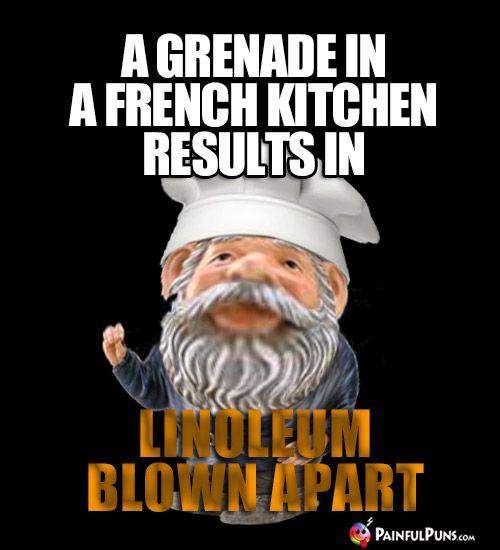 LinoleumBlownApart