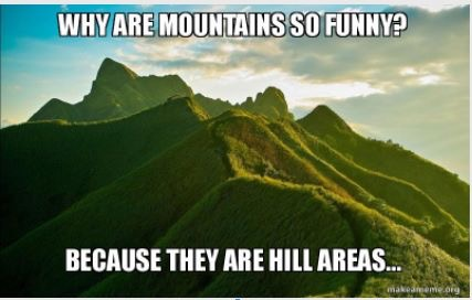 Mountains-Hill Areas
