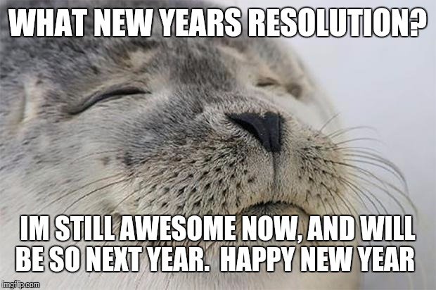 New Year-Awesome