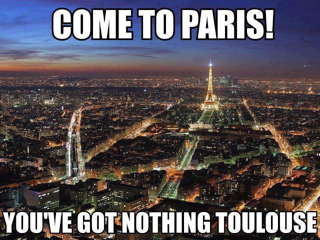 Paris-Toulouse