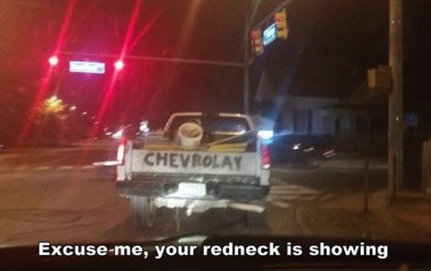 Redneck Chevrolay