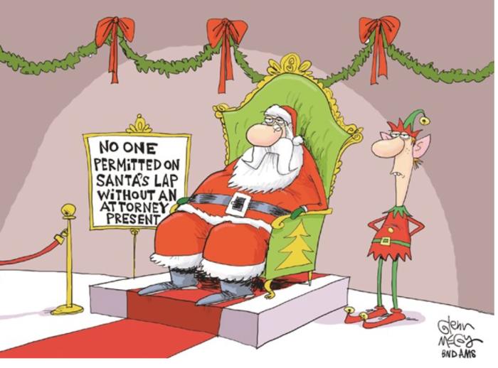 Santa-attorney