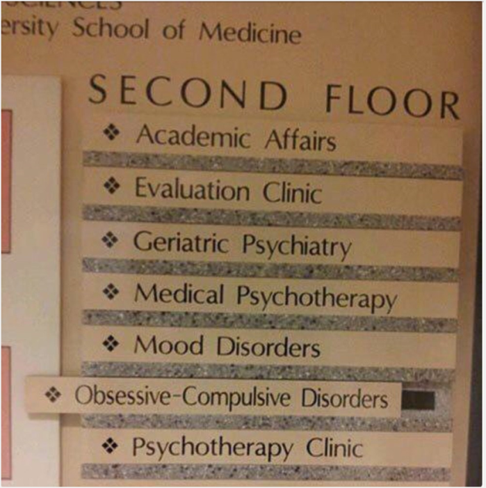 Second floor disorders