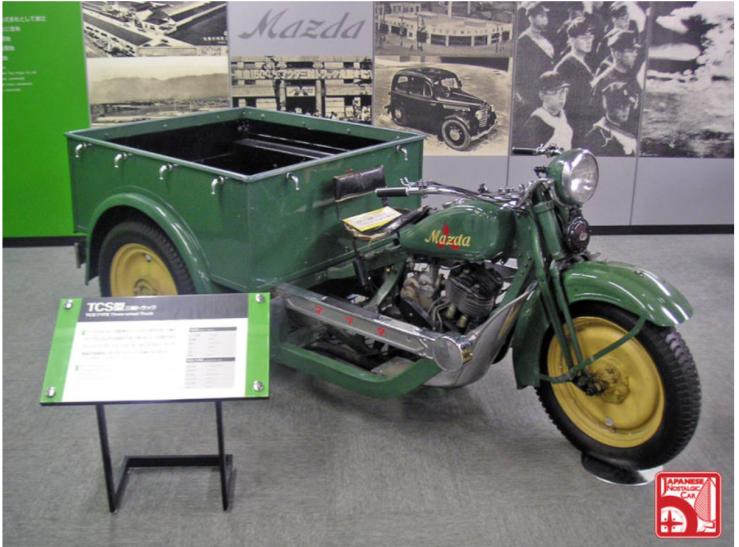 1931 Mazda Go
