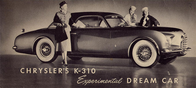 1951 Chrysler K-310