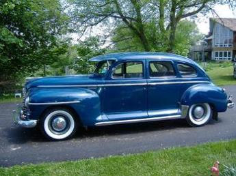 48 Plymouth-Navy Blue