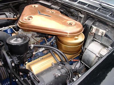 '57 Cadillac Eldorado Brougham - engine