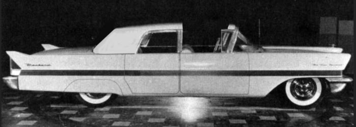 '57 Packard Twelve