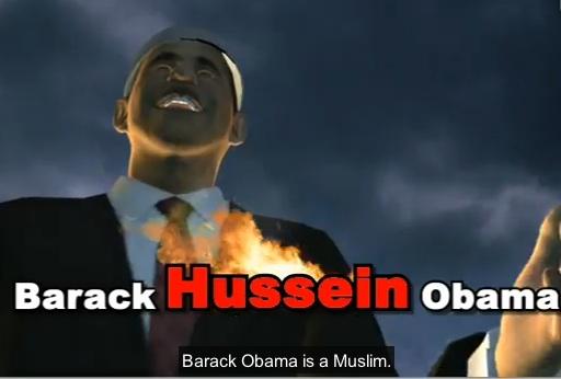 B. Hussein Is a Muslim