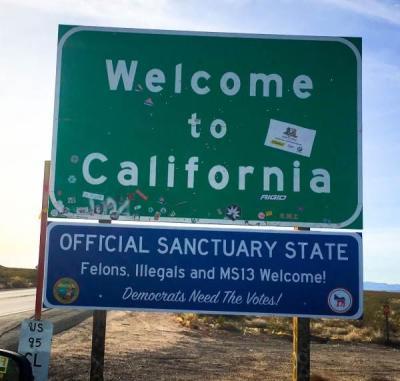 cali-sanctuary-state