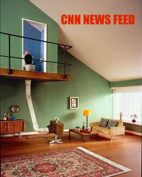 CNN news feed