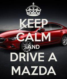 Drive a Mazda