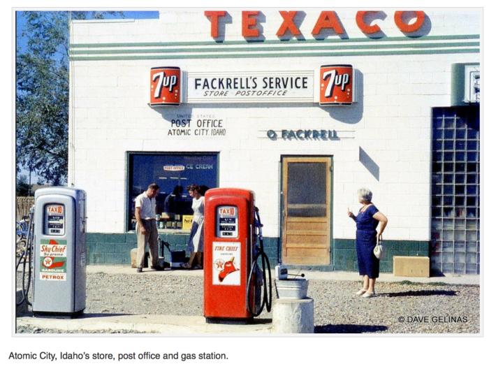 Fackrell's Texaco