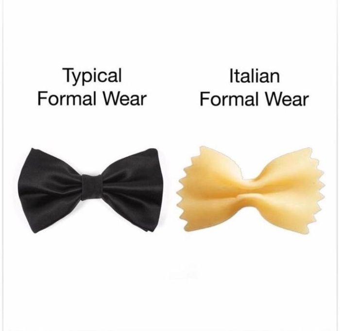 Italian Formal Wear