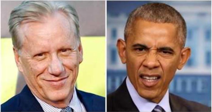 James Woods-Muslim Obama