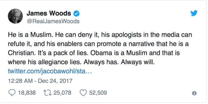 Obama-muslim-tweet-james-woods