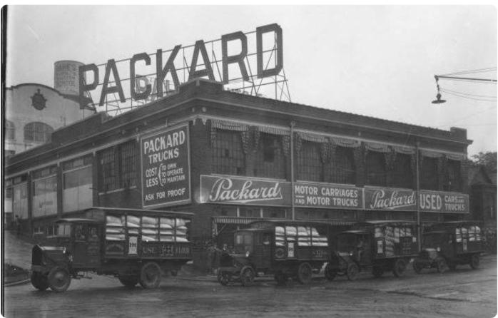 Packard Trucks