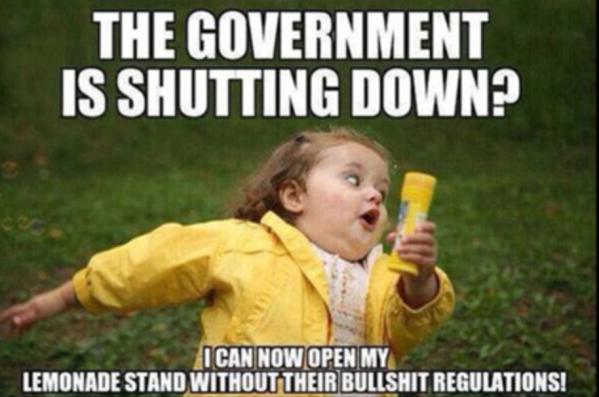 Shutdown-lemonade