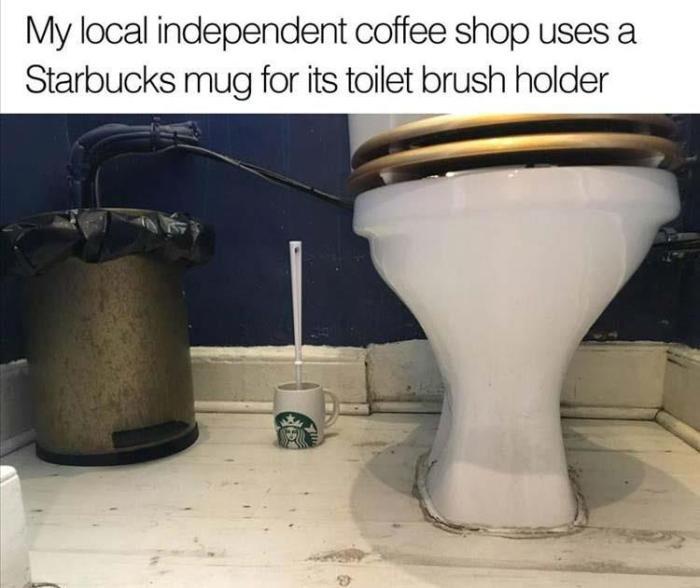 Starbucks-toilet-brush-holder
