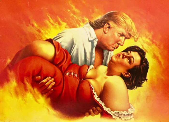 trump-seducing-rosie-odonnell