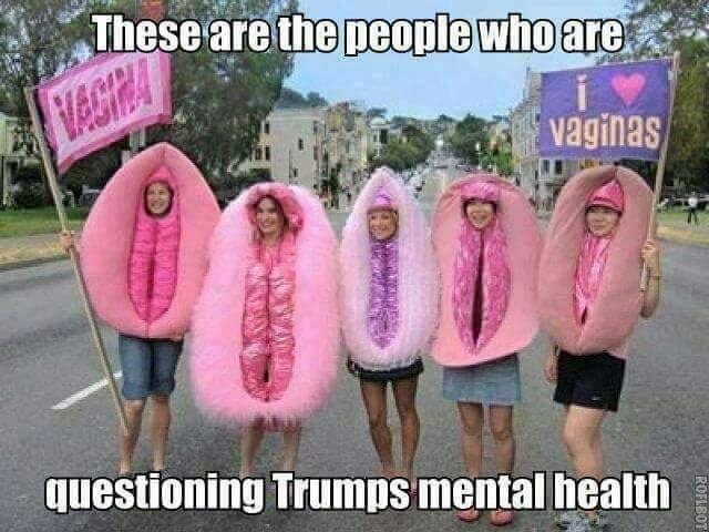 Trump's Mental Health