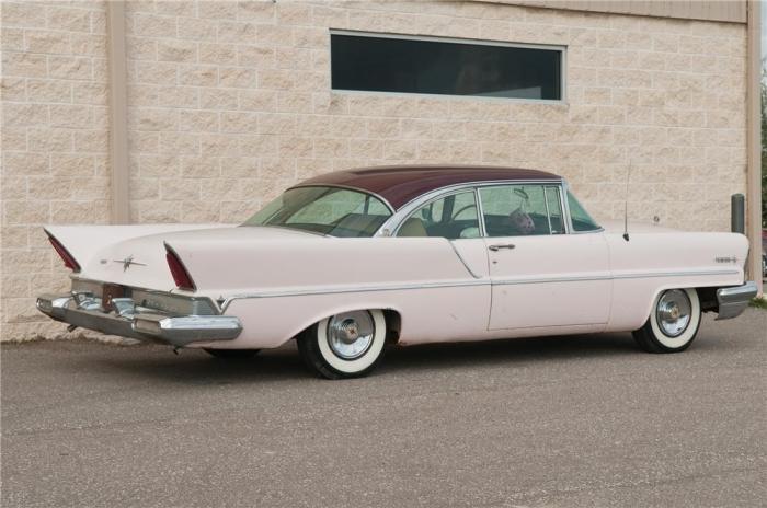 1957 Lincoln - r