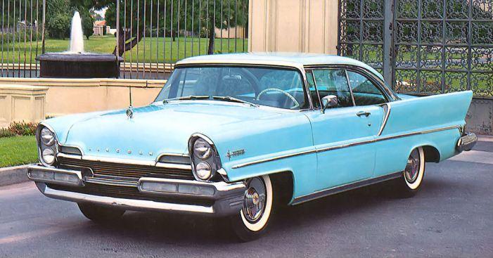1957 Lincoln