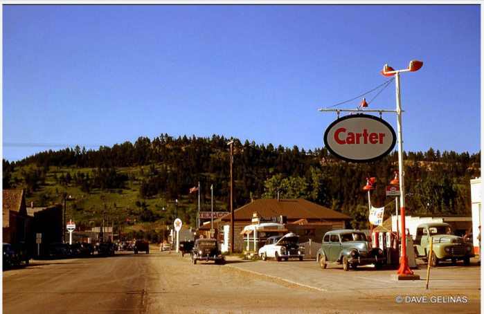 Carter Gas Station