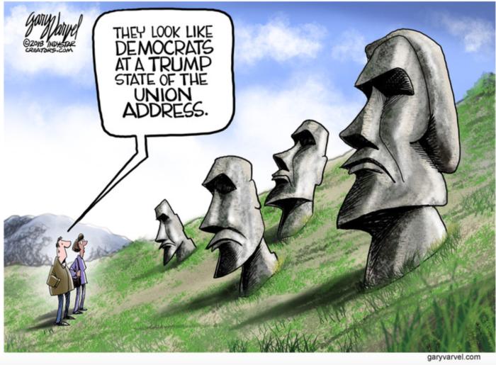 Democrats-at-SOTU
