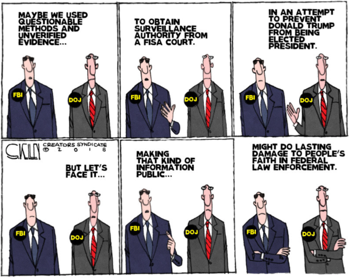 FBI-DOJ Corruption