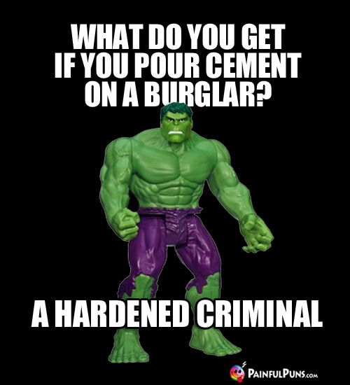 Hardened Criminal
