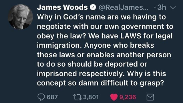 James Woods-immigration