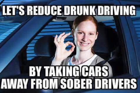 Librul Logic-Drunk Driving
