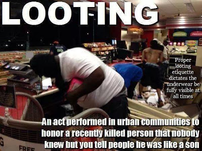 Looting-etiquette